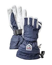 Hestra Ski Gloves For Kids Heli Winter Cold Weather Snow Glove