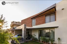 Small Picture Modern House Design By Atti Qayyam Associates 1 kanal house