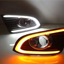 2013 Chevy Malibu Daytime Running Lights Fog Driving Lights Fit 2010 2013 Chevy Malibu High Power Led