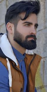 While the style is a great option for gents who must conform to office dress standards or aren't quite the curly mohawk is a fantastic new take on this classic trend. 14 Reasons Why The Medium Beard Style Is All The Funk Medium Beard Styles Mens Hairstyles With Beard Best Beard Styles