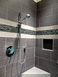 212 Best Tile Designs Images On Pinterest Home Room And Attractive Bathroom Jobs