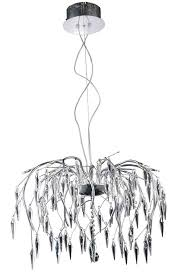 elegant lighting 5008d28c ec amour 16 light crystal chandelier in chrome with elegant cut crystal clear