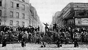 Кровавый май Парижа