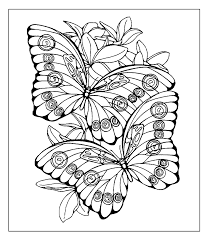 Free printable butterfly templates.you can use these free printers to make a paper butterfly, a butterfly wall, or as a simple butterfly character. Butterfly Coloring Pages Coloring Rocks