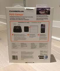 description universal smartphone garage door controller