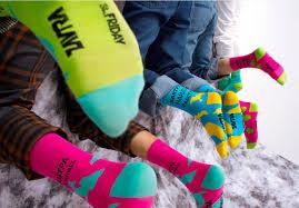 Фестиваль Zavtra и бренд <b>дизайнерских носков St.Friday Socks</b> ...
