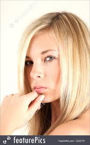Feature all blonde teen girls