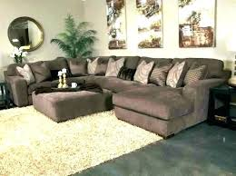 deep leather sectional deep seat leather sectional seated oversized couch sofa s deep brown leather sectional