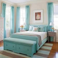 Aquamarine Bedroom Ideas