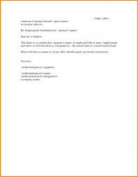 Confirm Letter Of Employment 10 Sample Confirmation Letter Of Employment Proposal Sample