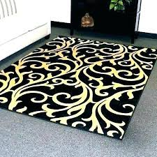 black and tan outdoor rugs rug area striped summit na