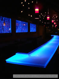 frosted acrylic led bartopjpg bar top lighting