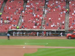 St Louis Cardinals Seating Guide Busch Stadium