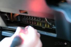 dashcam installation instructions dash cam hardwire how to guide dashcam installation how to fuse circuit tester