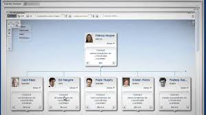 Oracle Fusion Hcm Interactive Org Chart
