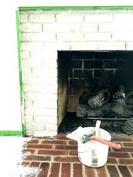 cleaning brick fireplace front clean brick fireplace updated brick fireplaces update red cleaning brick fireplace front cleaning brick fireplace