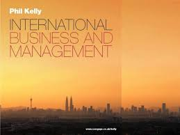 international business and management 1 an introduction to international business management2 analysing the global business environment3 international and