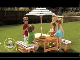 kids outdoor furniture outdoor table