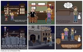 The City Of Ember Storyboard By 5105ecf5