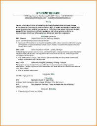 students graduate resume examples resume samples for graduate students