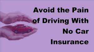 2017 motor insurance penalities avoid the pain of driving with no car insurance