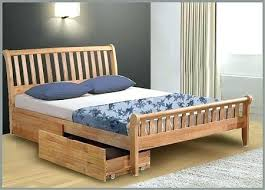 Wooden King Size Bed Frame Wood King Bed Bed Luxury Bed Frame Wood ...