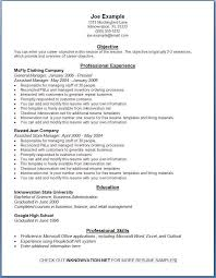 Resume Examples. Amazing 10 Design Simple Layout Online Free