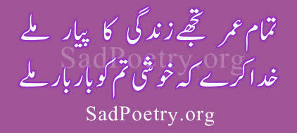 birthday shayari for friend in urdu