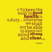 Health Quotes Healthexcellenceteam