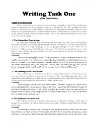 proffesional good essay conclusions examples template cool sample