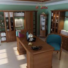 ebay home office. Home Office Furniture - 3d Render Ebay A