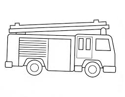 Free Printable Fire Truck Coloring Pages For Kids Coloring Pages