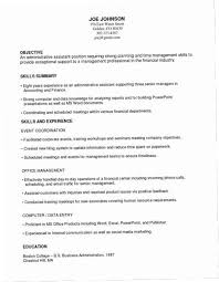 When To Use A Functional Resume Impressive Examples Of A Functional Resume Simple Resume Examples For Jobs