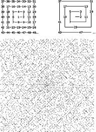 Prime Number Pattern Cool Spiral