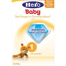 Hero baby bestellen