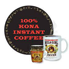 Our goal at hula daddy kona coffee is to deliver the finest kona coffee that can be grown. Amazon Com Hula Girl 100 Kona Freeze Dried Instant Coffee 40g Jar With Handle 2 Grocery Gourmet Food