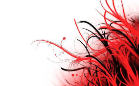 Red And White Abstract Wallpapers Group ...