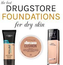 best foundation dry skin