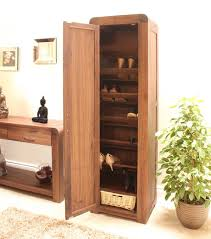 strathmore solid walnut furniture shoe cupboard cabinet. Strathmore Solid Walnut Furniture Shoe Cupboard Cabinet Tall Hallway E