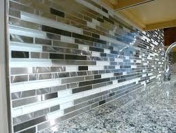 Installing Glass Mosaic Tile Backsplash Magnificent Glass Tile Backsplash Edge Avvtr