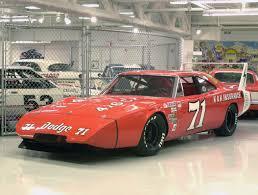 Daily classic #7: 1969 Dodge Charger Daytona NASCAR Race Car