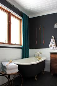 bathroom paint colors for small bathrooms. (Image Credit: Our Humble Abode). When It Comes To Painting Small Bathrooms Bathroom Paint Colors For
