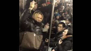 woman charged with felony ault in tirade on nyc subway thehill