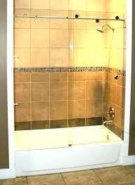 elegant frameless shower door installation cost installing shower doors installing shower doors replace shower frame precision