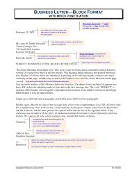 3 Business Letter Examples Pdf Examples