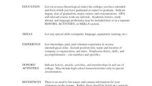 Resume Examples Skills Include References Should Letsdeliver Co