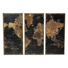 world map wall decor hobby lobby ideas