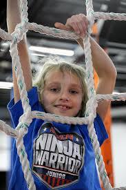 Franklin siblings make debut season of American Ninja Warriors ...