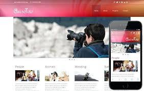 Art Gallery Website Template Bootstrap Music Gallery Website