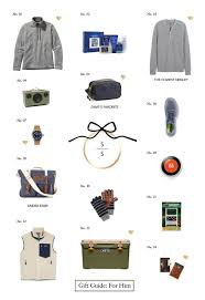 2017 holiday gift guide for guys the best gift ideas for men from liz adams